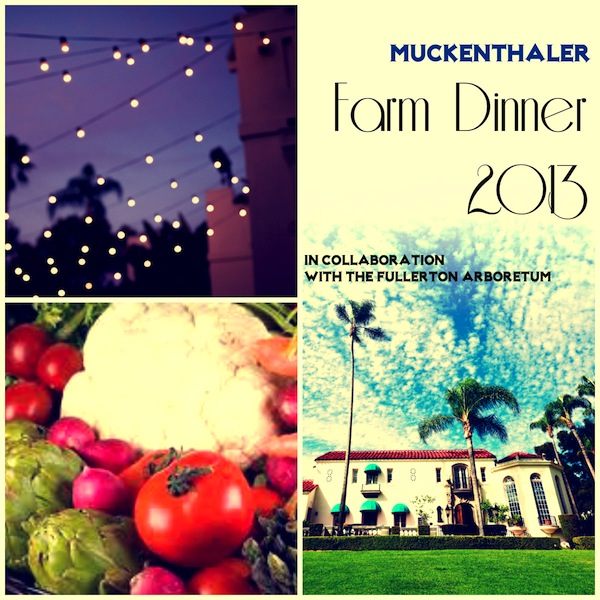 A few seats left in this excellent evening of farm, food and fun in Fullerton!
