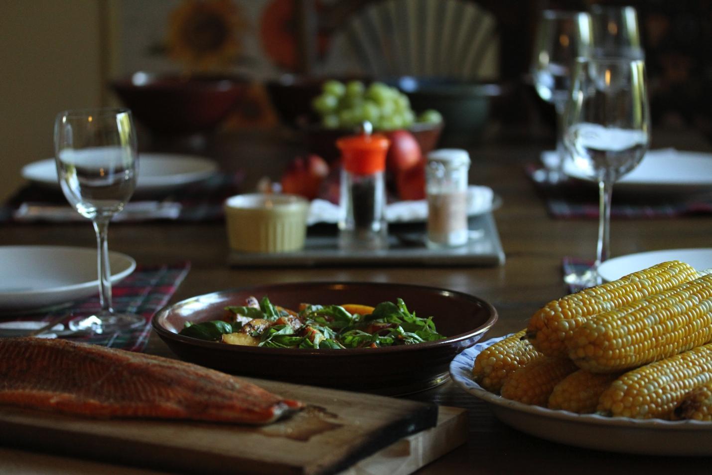 A Muskoka Supper